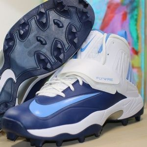 207f63dee38 Nike Shoes - Nike Flywire Men s Lineman 3 4 TD Football Cleats